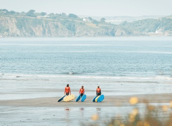 Surfing Retreats - Unique Escapes
