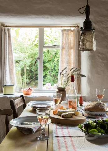 luxury cottage in Shropshire