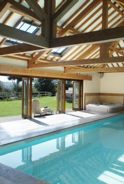 Large Holiday House With Pool Cornwall Large House Swimming Pool