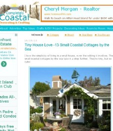 Tiny House Love -13 Small Coastal Cottages