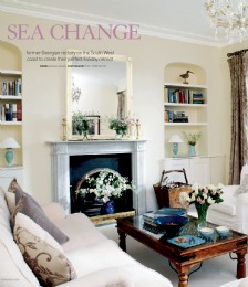 Sea Change...Luxury Holiday Home in Devon