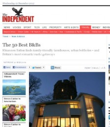 The 50 Best B&Bs