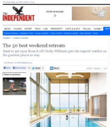 The 50 Best Weekend Retreats