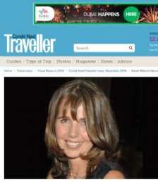 Sarah Millers International Luxury Travel Blog