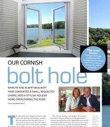 Our Cornish Bolt Hole