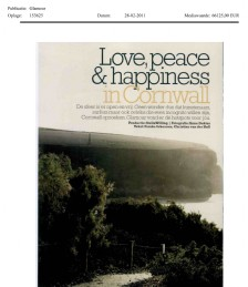 Love, Peace &amp; Happiness in Cornwall