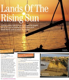 Lands Of The Rising Sun