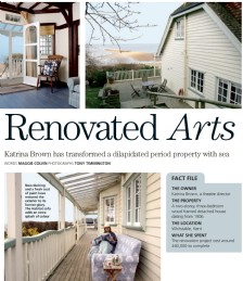 Renovated Arts and Crafts Home