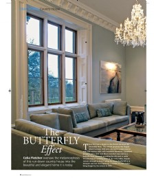 The Butterfly Effect - Stylish Country House in Dorset
