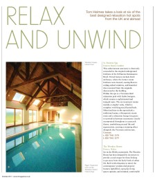 Design Focus: Relax and Unwind