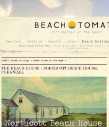 Beach House of the Week
