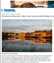 What&acute;s New In the World of Luxury Travel?