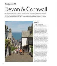 Devon &amp; Cornwall