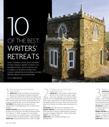 10 of the Best Writers Retreats