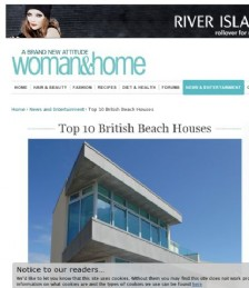 Top 10 British Beach Houses