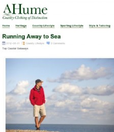 Running Away to Sea