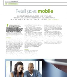 Retail Goes Mobile