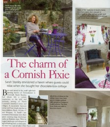 The Charm of  Cornish Pixie
