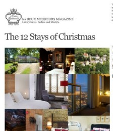The 12 Stays of Christmas