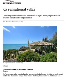 50 Sensational Villas