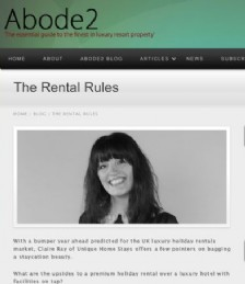 The Rental Rules