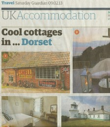Cool Cottages in... Dorset