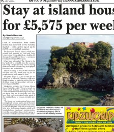 Stay at Island House for 5,575 Per Week