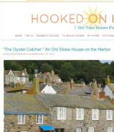 The Oyster Catcher: An Old Stone House on the Harbor