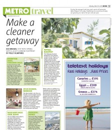 Make A Cleaner Getaway: Eco-Breaks