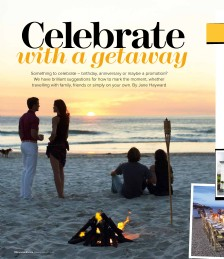 Celebrate With a Getaway