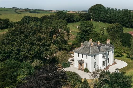 Elderwood Manor, Umberleigh, Barnstaple, Devon, UK