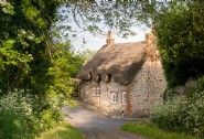 Faerie Door Cottage is a luxury home stay in West Overton, Wiltshire