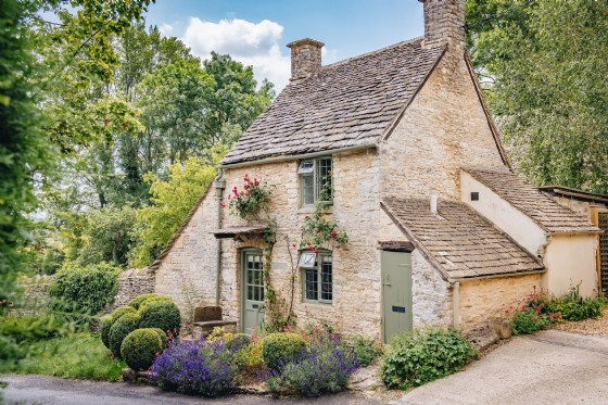 Inkwell Cottage, Burford, Oxfordshire, The Cotswolds, UK