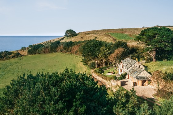 Ivy Cove, Holbeton, Noss Mayo, Devon, UK