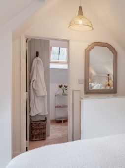 romantic luxury cottage hideaway Gunnislake in the Tamar Valley