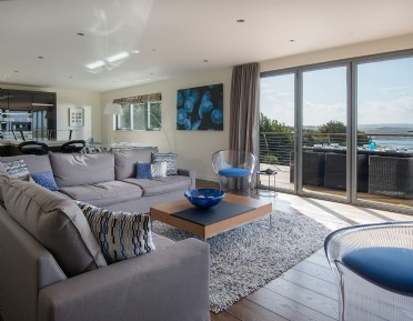 Luxury self-catering home from from in Cornwall