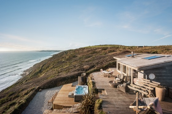 Seaglass, Tregonhawke, Whitsand Bay, Cornwall, UK