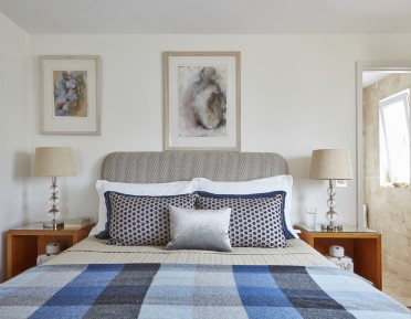 Luxury self-catering beach cottage in Cornwall