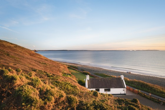 Smokehouse Cottage, Newgale, Pembrokeshire, Wales, UK