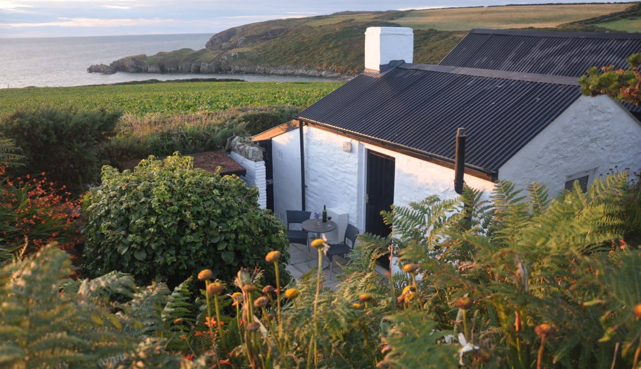 Cable Hut Cottage Pembrokeshire Luxury Coastal Cottage