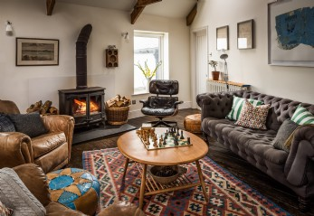 self-catering in Mousehole, cornwall