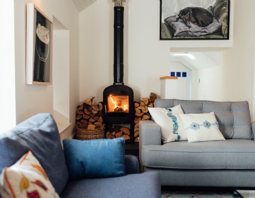 Luxury self-catering near Sennen Cove, The Sea Compass