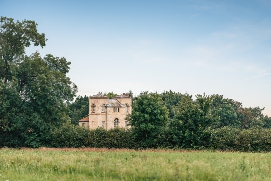 The Summer Folly, Grimsthorpe, Bourne, Lincolnshire, UK