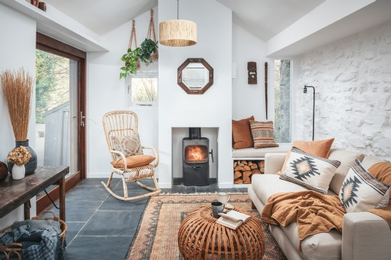 Umber Cottage, St Agnes, Cornwall, UK