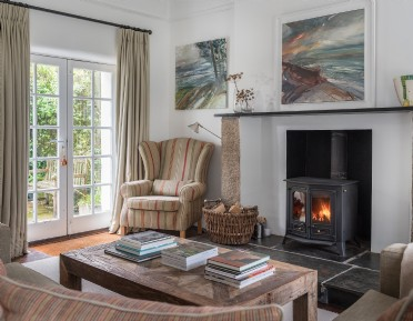 Luxury self-catering cottage Tintagel