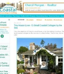 Tiny House Love -13 Small Coastal Cottages