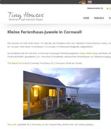 Small Cornish Cottages