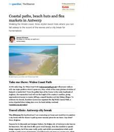 Three of the Best: Beach Huts