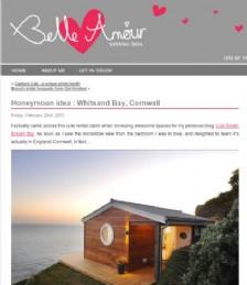 Honeymoon idea : Whitsand Bay, Cornwall