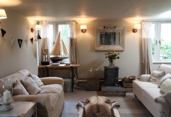 luxury self-catering cottage in Shropshire